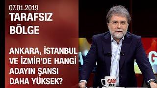 Ankara, İstanbul ve İzmir'de hangi adayın şansı daha yüksek? - Tarafsız Bölge 07.01.2019 Pazartesi