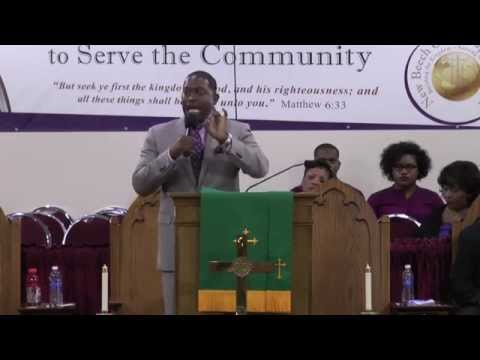 "Pastor Willard Maxwell ""Will You Make Room for Jesus?"" Luke 2:7"
