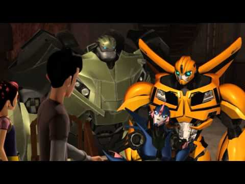 Transformers prime fan art commission by eryckwebbgraphics.