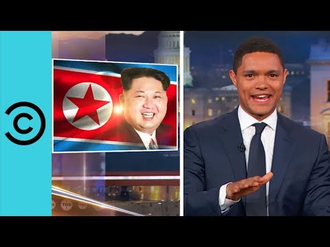 Thumbnail: The Daily Show | Who Will World War 3 Be With?