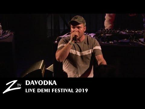 Youtube: Davodka – Accusé de Réflexion, Dernière Sommation & Le Verre de Trop –  LIVE Demi Festival 2019