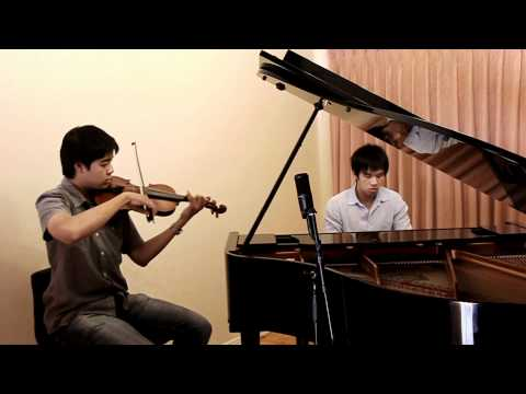 """""""Safe and Sound"""" - Taylor Swift (ft. The Civil Wars) Instrumental Cover by Daniel & Russell [HD]"""