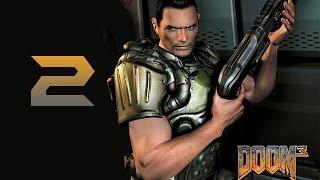 Doom 3 прохождение часть 2