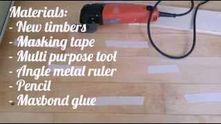 Secret Wood Parquet Flooring Repairs