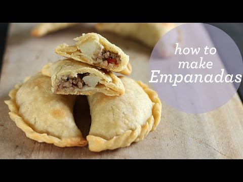 How to Make Empanadas