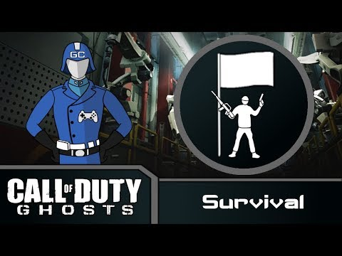 COD Ghosts - Safeguard Regular/Normal/Sovereign - Infected tn the Factory!
