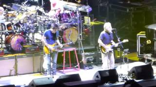 Dead & Company - One More Saturday Night - 10-31-15 Madison SQ. Garden, NYC