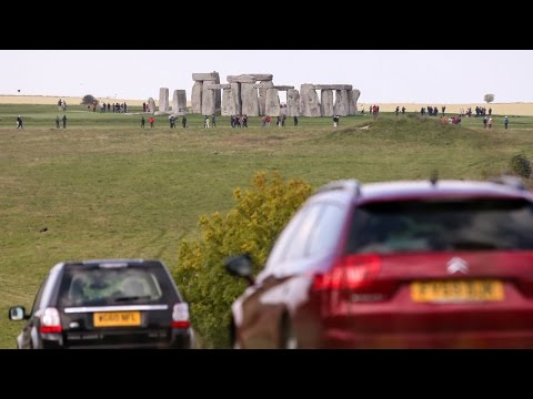 Plans for car tunnel under Stonehenge finalized