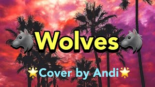 Kidz Bop Kids-Wolves (Cover by Andi)