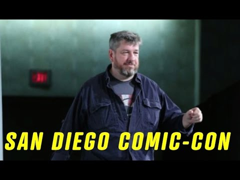 John Rogers THE PLAYER Comic Con 2015 Interview