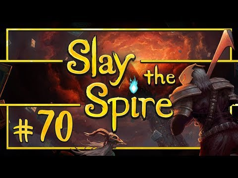 Let's Play Slay the Spire: Ironclad Ascension Level 3 - Episode 70