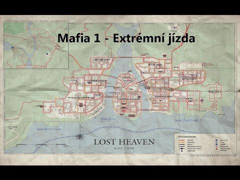 Mafia 1 - Extrémni jízda - Part. 4 - Hillbily + Luciferion + Bob mylan [SK Comment]