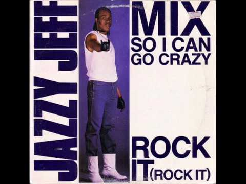 Jazzy Jeff - Rock It (Rock It) (Beat Box Mix) (Jive 1985).wmv