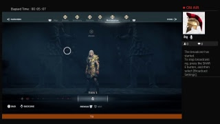 Assassin Creed Odyssey   Teir 1 Exekias the Legend. Last mercenary