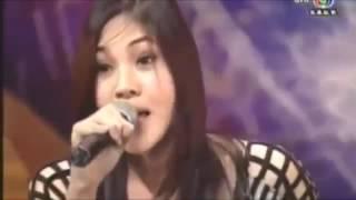 вы будете шокированы! девушка спела мужским голосом, при том очень красиво!!!