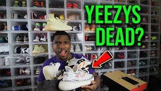 Are Yeezys Dead?