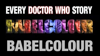 Doctor Who: Every Story 1963-2013 - A 50th Anniversary Update by Babelcolour