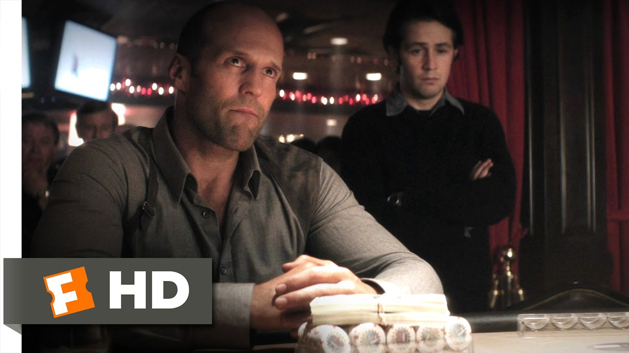 Download Wild Card (6/10) Movie CLIP - The Big Bet (2015) HD