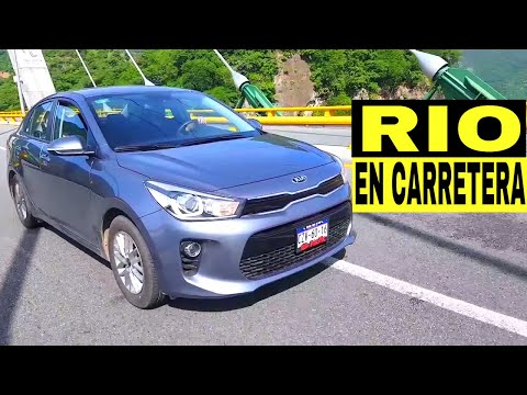 Kia Rio 2018 Top 10 Auto Mas Vendido En Carretera Espinazo del Diablo