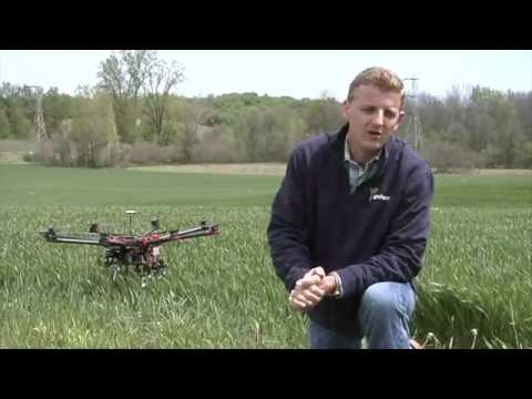 Drone Potential in Agriculture: FAA-approved goFarm LLC
