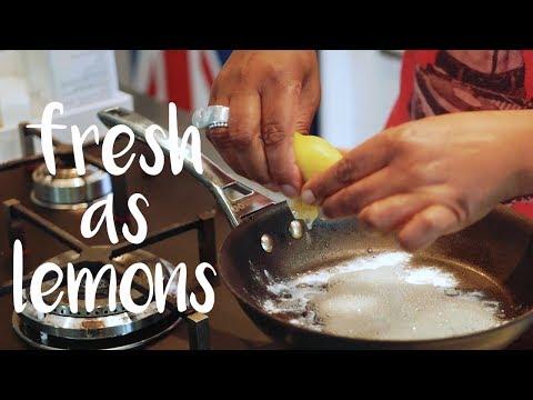 Fresh As : Lemons - JAX FOOD HAX