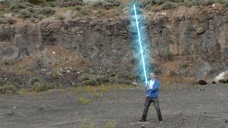Long Lightsabers: Episode 1 + bonus scene