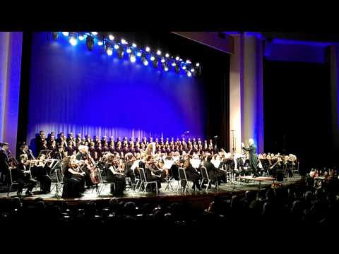 Spivakov, Requiem At Yerevan Opera House
