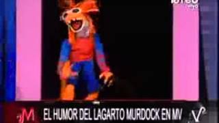 El lagarto murdock /mentiras verdaderas