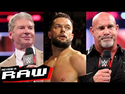 REVIEW-A-RAW 4/3/17: Goldberg Retires,...