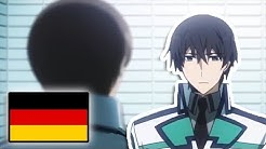The Irregular at Magic Highschool - Tatsuya vs Hanzo [GERMAN FANDUB]