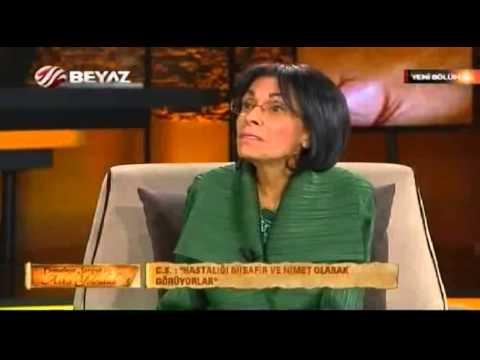 Cemalnur Sargut ile Aşka Yolculuk - BEYAZ TV (15.03.2015)