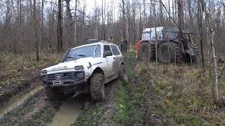 Непобеждённый Ранее Маршрут) Шерп, Tlc 80, Jeep, Нива, Уаз, Suzuki