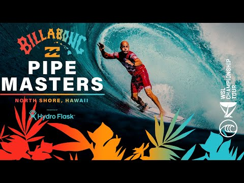 Billabong Pipe Masters Presented By Hydro Flask Day 1