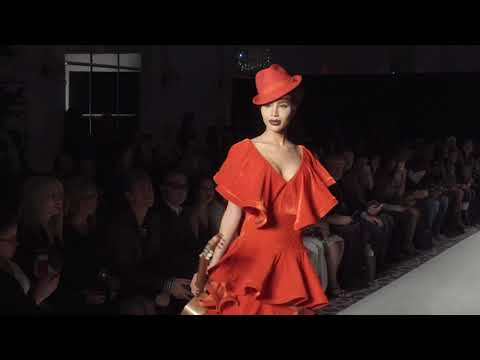 Irina Shabayeva New York Fashion Week 2018 - YouTube
