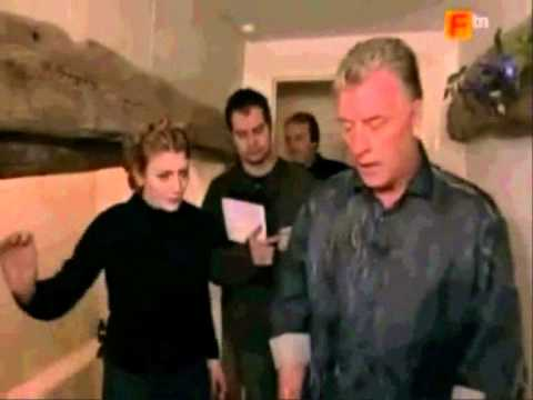 Most Haunted/Derek Acorah - proof of staging
