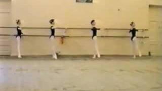 Vaganova Academy 3rd Grade, Novitskaya/Gortchakova part 1