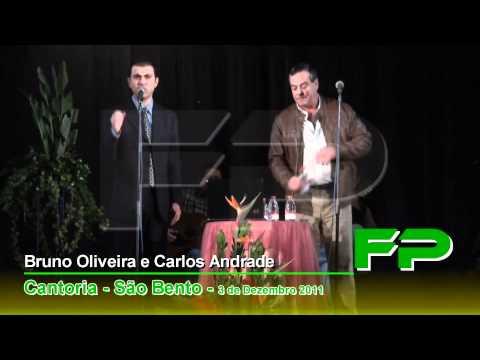 São Bento - Cantoria 03DEZ2011 - Bruno Oliveira e Carlos Andrade