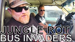 Jungle Rot - BUS INVADERS Ep. 1461