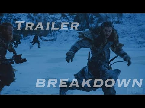 Thumbnail: Game of Thrones Season 7 Official Trailer Breakdown and Analysis (Spoilers)