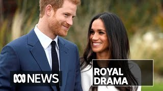 Prince Harry and Meghan Markle to step back as senior Royals | ABC News