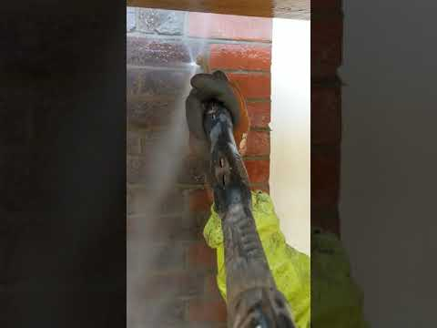 Brick cleaning - Artem Restoration