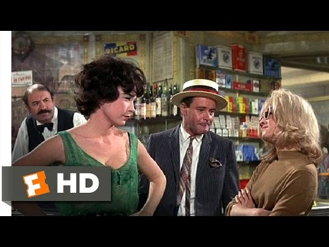 Irma la Douce (1963) - Call-Girl Catfight Scene (9/11) | Movieclips