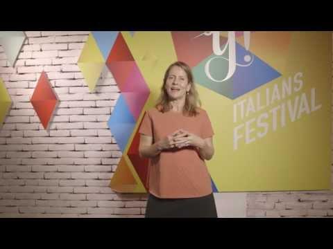 IF! ITALIANS FESTIVAL   IF! INTERVIEW: Paola Antonelli