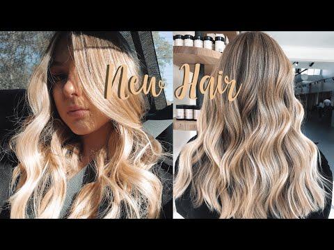 NEW HAIR || Getting My Hair Done