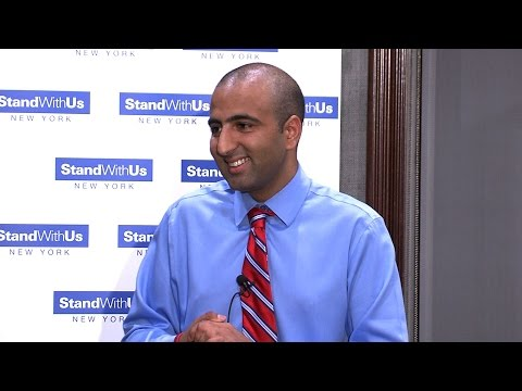Kasim Hafeez - From radical Islam to pro-Israel advocate