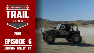 homepage tile video photo for Trail to SEMA - Episode 6: Backdoor & Desert Drag Race