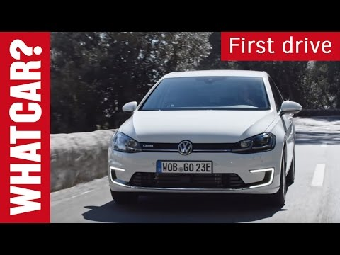 Volkswagen e-Golf 2017 review | What Car? first drive