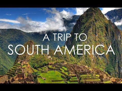 A TRIP TO SOUTH AMERICA - Venezuela l Colombia l Peru
