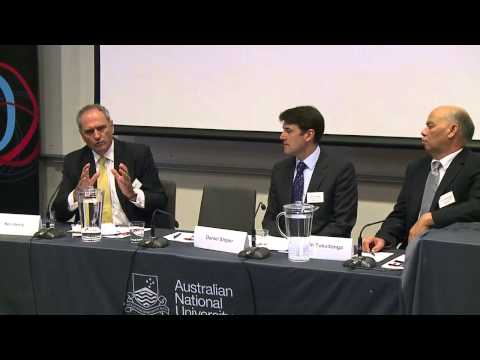 Asia and the Pacific Policy Society (APPS) Conference 2014 - G20 Panel Discusion 2014
