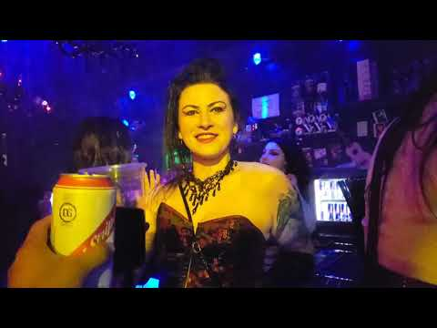 Yami Spechie DJ Set In Dark Disco (London, UK)
